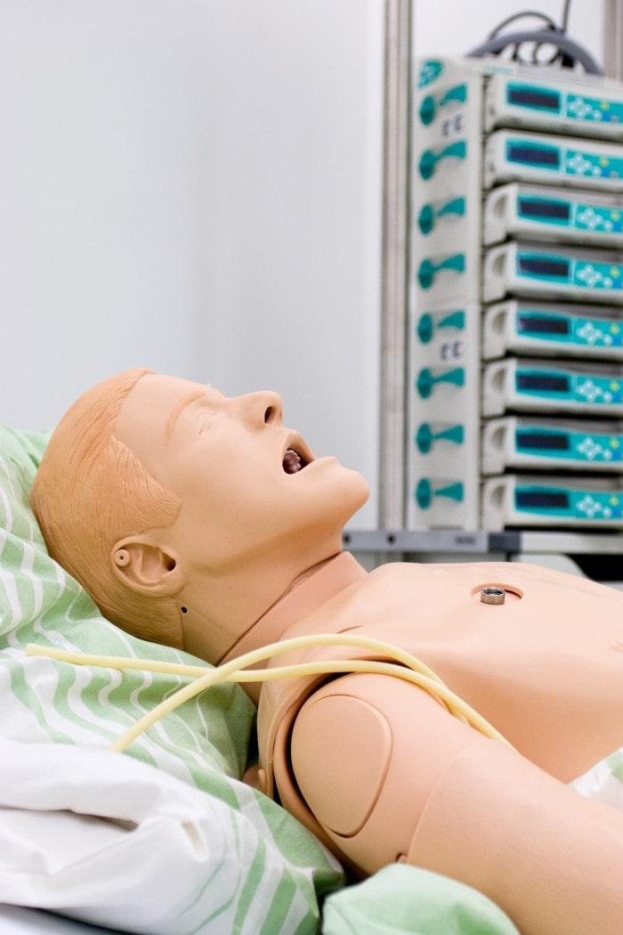 Studienhospital der Uniklinik MŸnster