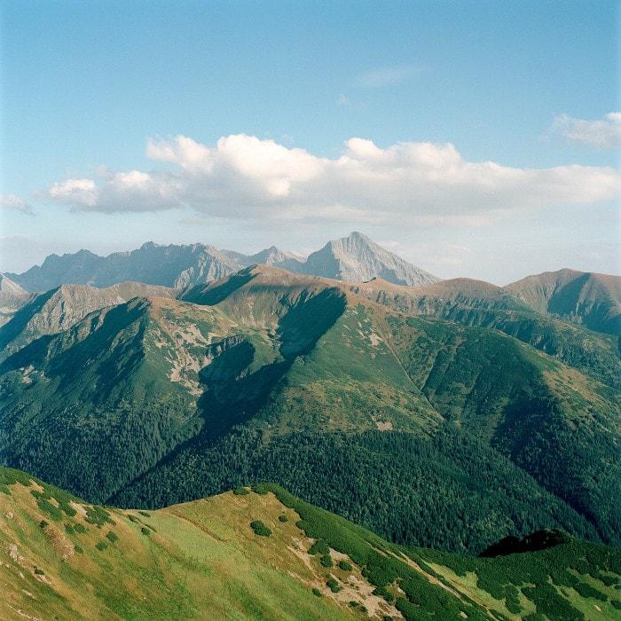 Tatra,Zakopane,Polen