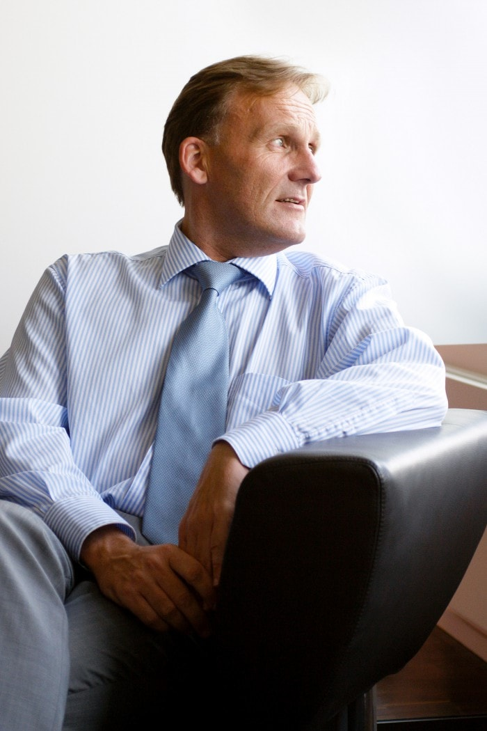 Hans Joachim Watzke,Geschäfstführer Borussia Dortmund