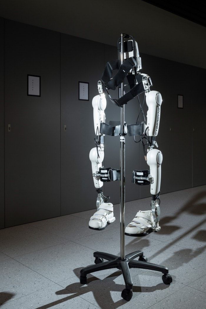 Exoskelett,Cyberdyne Care Robotics,Germany